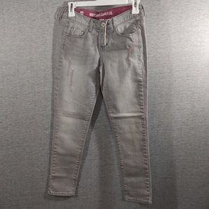 Mossimo Supply Co Cropped Jeans